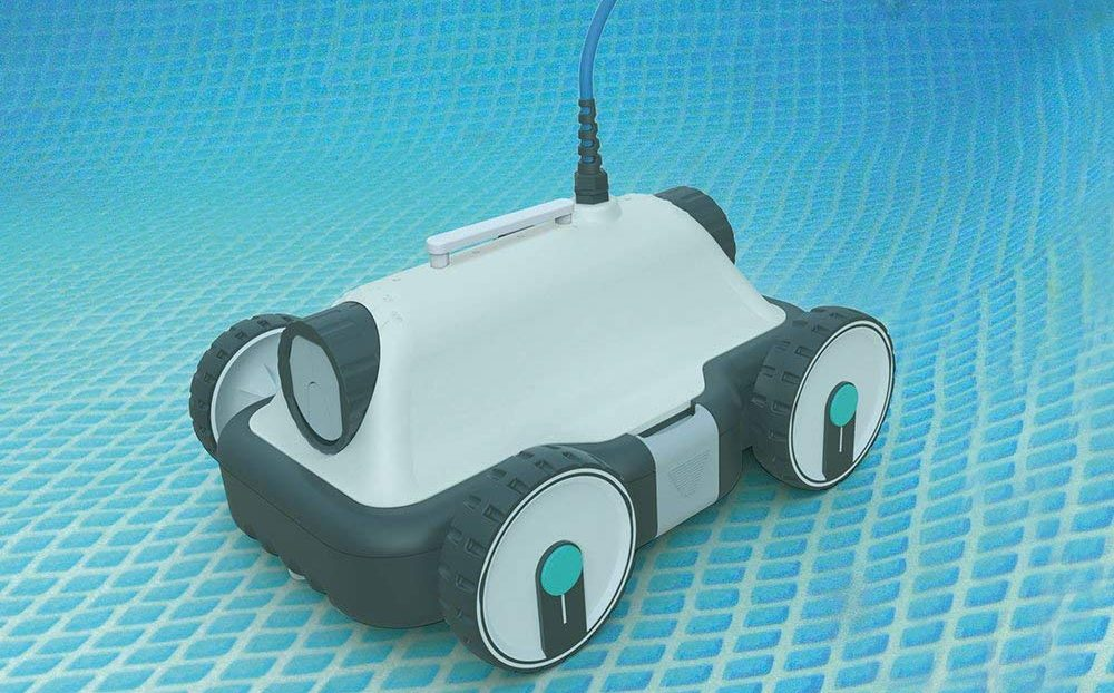 robot limpiafondos picinas