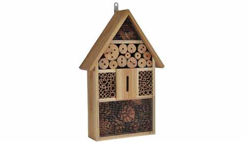 Royal Gardineer Marie Caja nido para insectos, hotel para insectos para colgar o colocar