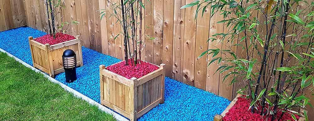 piedras para jardin decorativas
