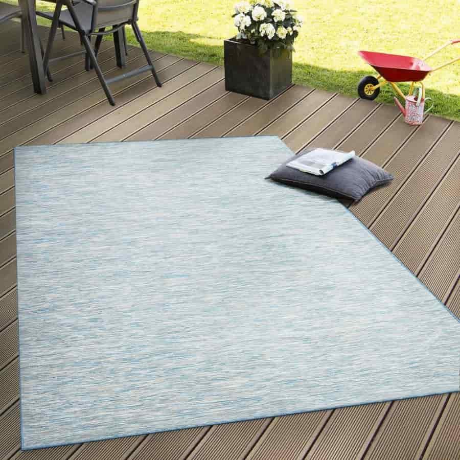 alfombra para jardin