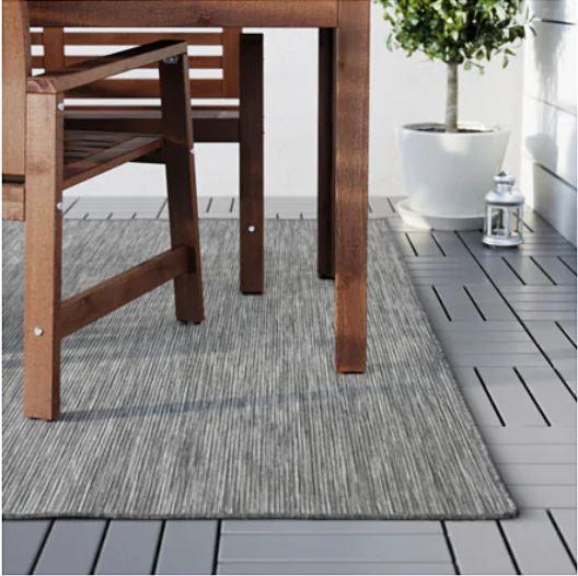 alfombra para terraza