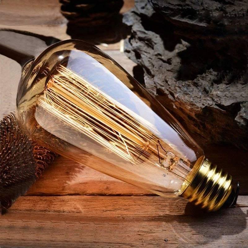 bombillas decorativas vintage