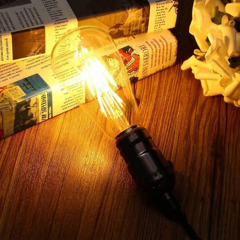 bombillas retro