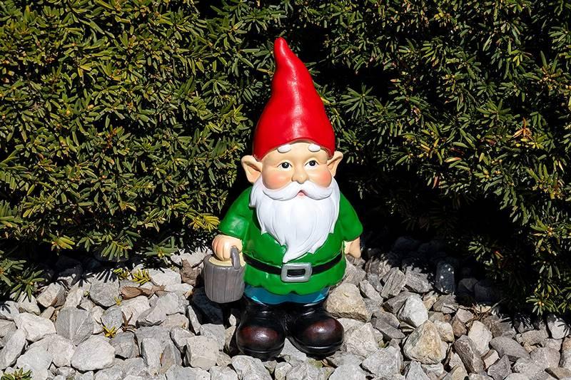 figuras decorativas para jardin