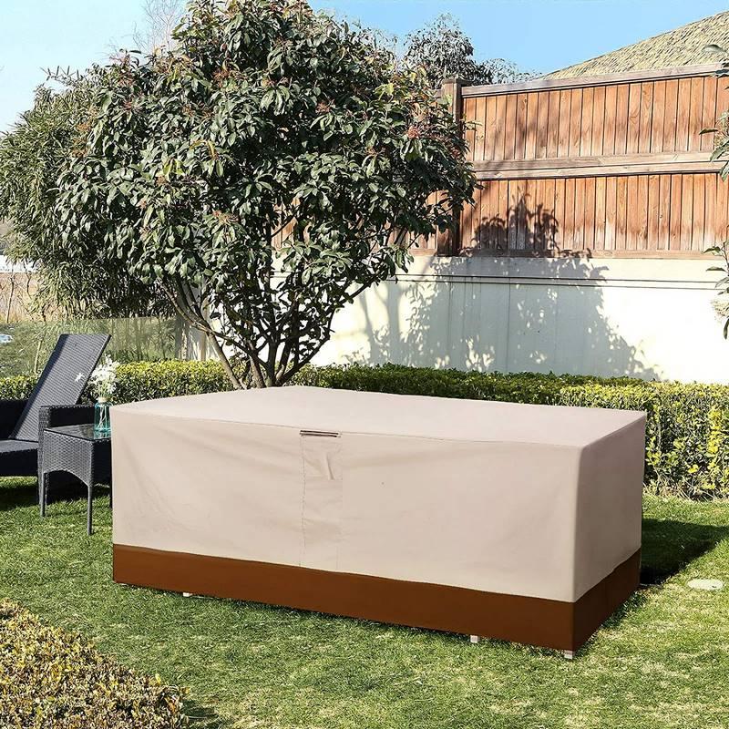 funda protectora muebles de jardín