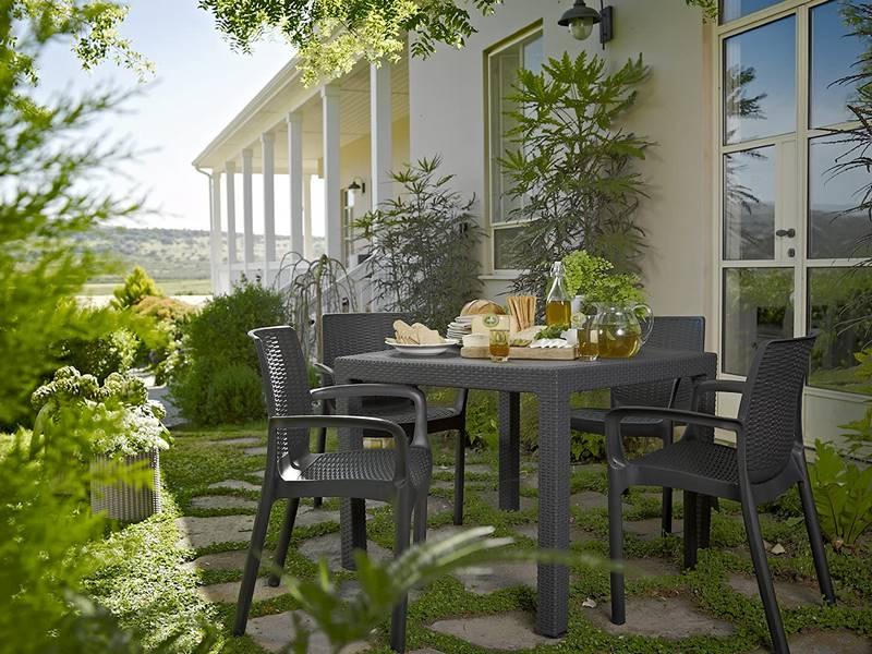 mesas para jardin