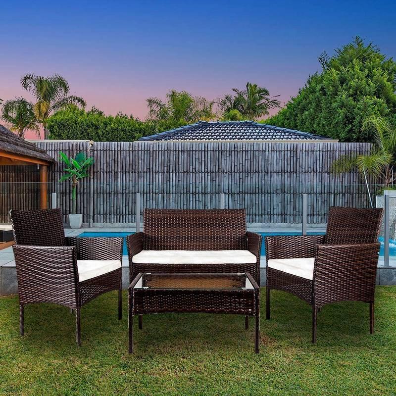 mesas para jardin y terraza