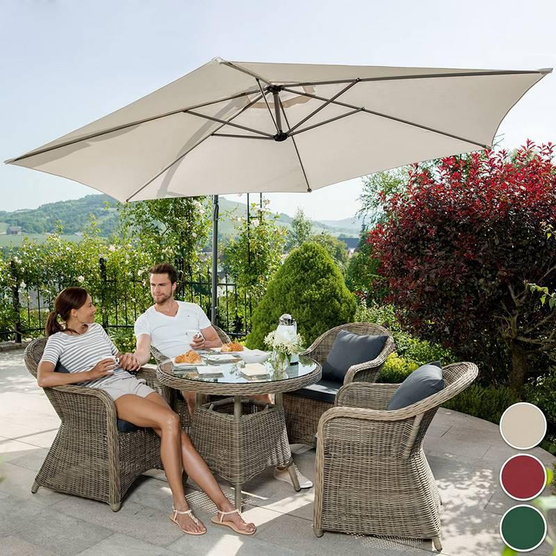 sombrilla para terraza y jardin