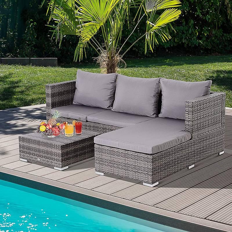 sofás de terraza baratos