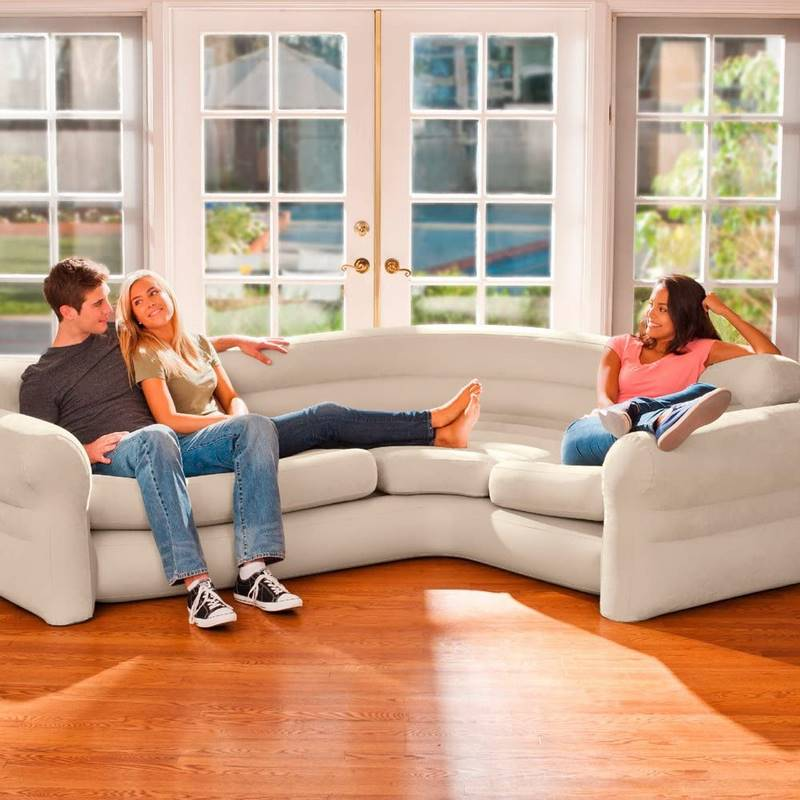 sofa hinchable intex_