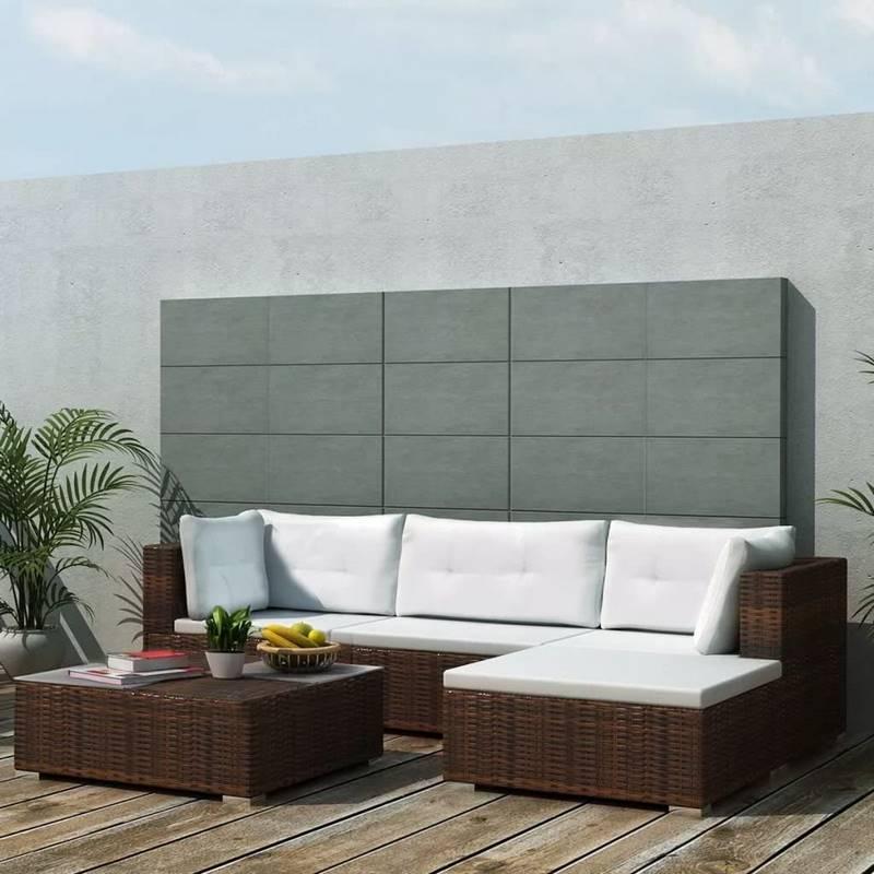 sofa terraza barato